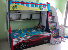 car bunk beds for boys. Perfect Bunk Cool Modern Boys Bunk Beds For Your Kids Bedroom Decor Cozy  Intended Car S