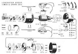 converting the harley davidson model 32e generator 6 volt 3 brush to electrical wiring diagrams