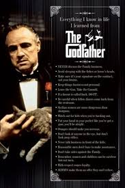 Godfather Quotes Impressive The Godfather Quotes Marlon Brando Movie Poster