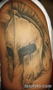 фото рисунка тату шлем спартанца 09102018 028 Spartan Helmet
