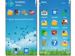 Mobile Phones Clarity Theme For S60v5 By Atlantis