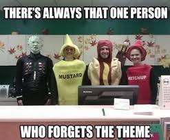 Special halloween meme