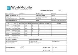 Customer Database Templates Data Capture Form Template Time Sheet ...