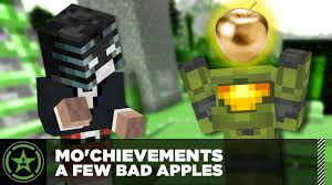 Minecraft Episode 205 Mo Chievements A Few Bad Apples