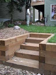 Outdoor Steps How To Build Steps Up A Hill Cottage Ideas Pinterest Outdoor