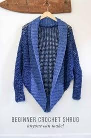 Crochet Shrug Pattern Gorgeous Lightweight Easy Crochet Shrug Free Pattern Make Do Crew
