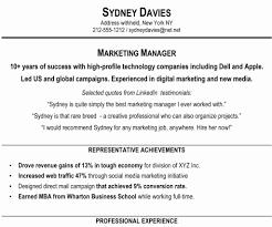 Sample Resume Summary Statement Marketing Resume Summary Statement Examples Of Resumes Throughout 8