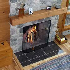 spark guard fireplace screens extra support bar is needed for guards over wide spark guard vs spark guard fireplace
