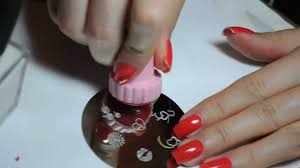 Nail Stamping Tutorial - YouTube