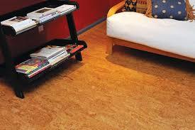 beautiful cork flooring basement cork works installing cork flooring