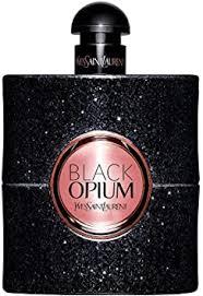 <b>Yves Saint Laurent Black</b> Opium Eau De Parfum Spray 3.0 Oz/ 90 Ml ...