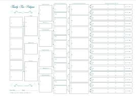 Genealogy Form Templates Horse Pedigree Form Template By Dog Genealogy Forms A Chart Planner