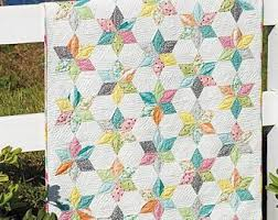 Baby Quilt Pattern Inspiration Baby Quilt Pattern Etsy