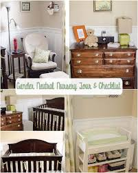 Baby Room Checklist Simple Decorating Design