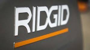 ridgid logo. ridgid 14-inch abrasive cut off machine logo