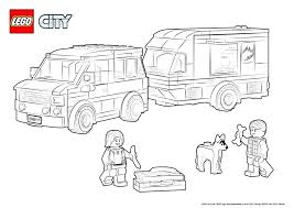 Lego City Police Coloring Pages Printable Trendy Inspiration Ideas