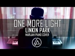 linkin park one more light piano cover sheets chester bennington tribute