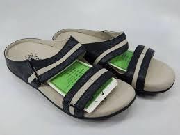 Spenco Sandal Size Chart Spenco Taylor Size 7 M B Eu 37 5 Womens Orthotic Lea