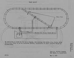 ho track wiring wiring library american flyer reverse loop layout