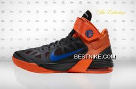 Nike Air Max Fly By As1 Amare Stoudemire Pe Black Orange For Sale