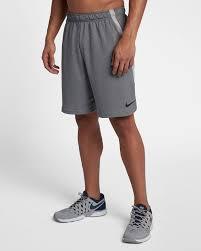 Nike Dri Fit Shorts Size Chart