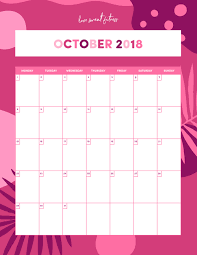 Calendar Free Downloads October Calendar Download Love Sweat Fitness