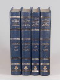 the collected essays of sir winston churchill in four volumes  the collected essays of sir winston churchill in four volumes