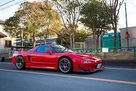 acura nsx. 1998 acura nsx advance front fenders