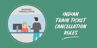 Train Ticket Cancellation After Chart Preparation Decoding The Indian Train Ticket Cancellation Rules