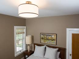 Relocate Ceiling Light How To Change A Light Fixture Hgtv