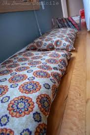 floor cushions diy. The Domestic Domicile: How To Make Floor Pillows Cushions Diy S