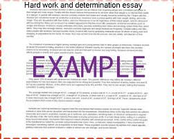 hard work and determination essay essay service hard work and determination essay
