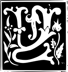 Risultati immagini per lettere alfabeto fantasia