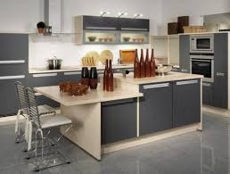 Freestanding Kitchen Furniture Kitchen Furniture Idea For Midcentury Kitchen Using Storage