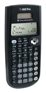 com texas instruments ti 36x pro engineering scientific calculator electronics