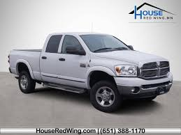 Dodge Ram 2500 Service 4wd Light 2009 Dodge Ram 2500 For Sale In Red Wing 3d7ks28l39g535769 House Ford
