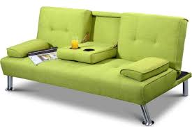 3 Seater Sofa Bed New York Modern 3 Seater Fabric Sofa Bed Lime Green Crazy Price Beds