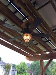 photo of grayzer electric austin tx united states outdoor ceiling fan installed