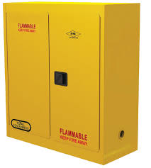 flammable liquid storage cabinet 340l fm approved