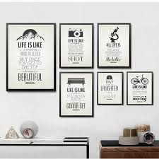 pictures for office. Posters For Office. Creative Office Painting Motivational Classroom English Hang Wall Retro Letters Hd2204 Pictures O