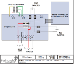 single phase submersible pump circuit diagram single single phase submersible motor starter wiring diagram trailer