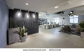 interior modern office. fashion and modern office interiors interior b
