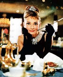 a new book about audrey hepburn has revealed the actress never skipper breakfast pictured