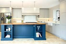 blue grey kitchen cabinets. Contemporary Grey Interior Blue Grey Kitchen Cabinets And Ideal Pictures Intended B