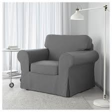 Ektorp Nordvalla Light Blue Ektorp Armchair Nordvalla Dark Gray Armchair Ikea