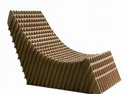 cardboard chair card board furniture