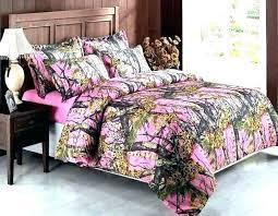blue camo bedding full size