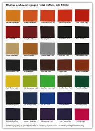 Green Car Paint Chart 23 Experienced Kirker Automotive Paint Color Chart