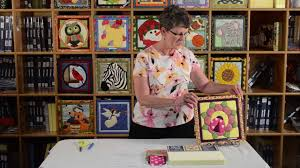 Quilt Magic - No Sew Wall Hanging Kits - YouTube & Quilt Magic - No Sew Wall Hanging Kits Adamdwight.com