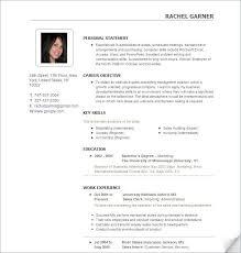 Best Resume Template Http Www Jobresume Website Best Resume